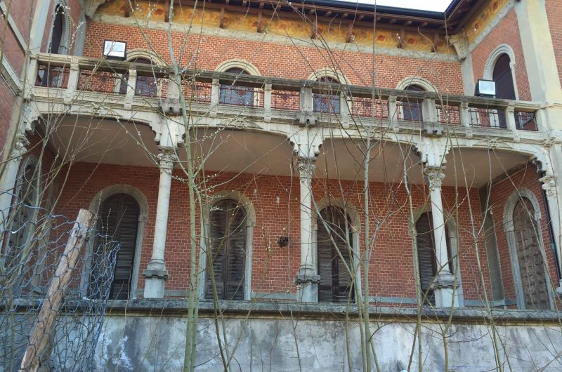 Villa Rosate Milano