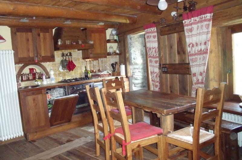 Rustic House For Sale In Italy Located In Charming Old Village Aosta Valley North